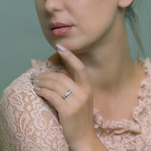 1 Alan Dalton goldsmith diamond eternity ring