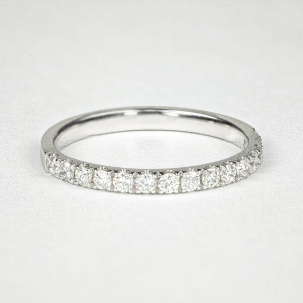 Alan Dalton goldsmith bridal ring diamond