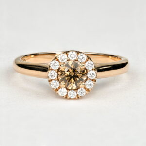 Alan Dalton goldsmith chocoloate diamond