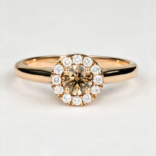 Alan Dalton goldsmith chocoloate diamond