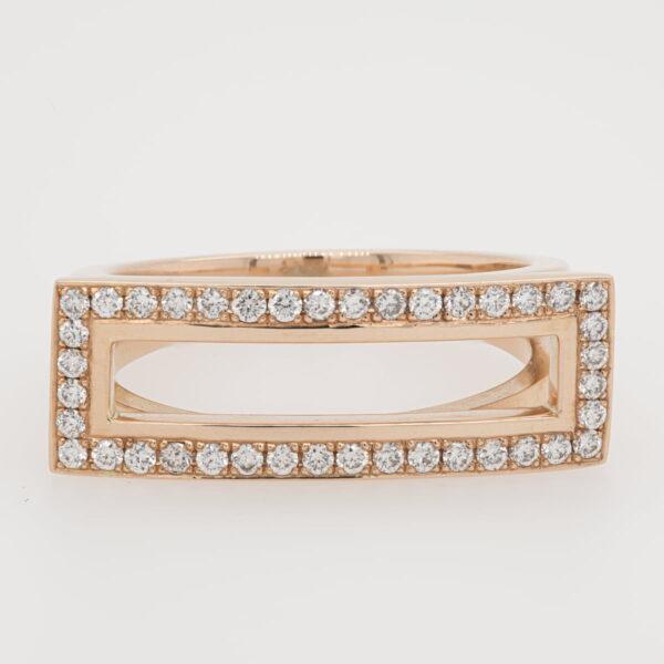 Alan Dalton goldsmith contemporary ring design