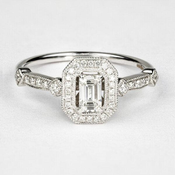 Alan Dalton goldsmith custom made rings