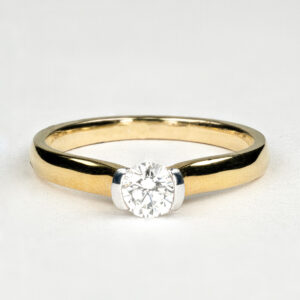 Alan Dalton goldsmith ring designer ireland
