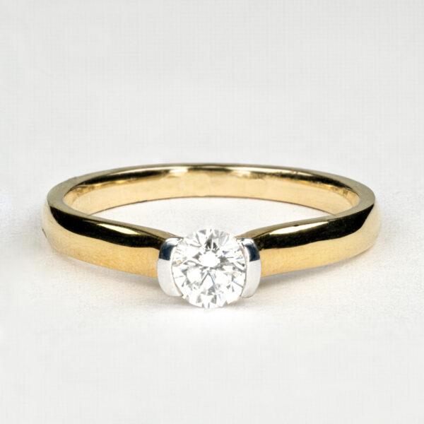 Alan Dalton goldsmith ring designer ireland