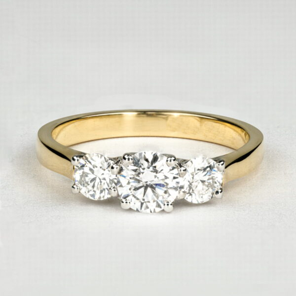 Alan Dalton goldsmith three diamonds